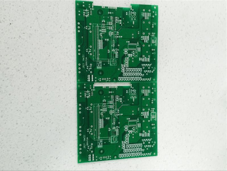双面绿油电表板